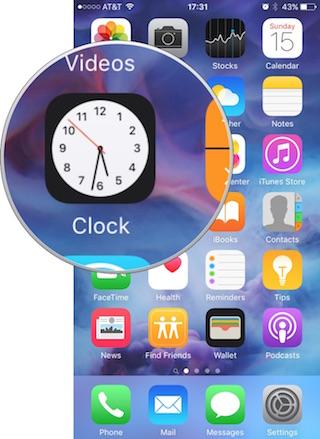 Clock-320