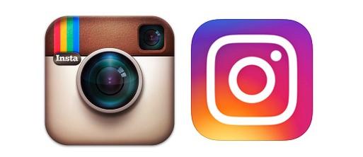 Instagram antes y después