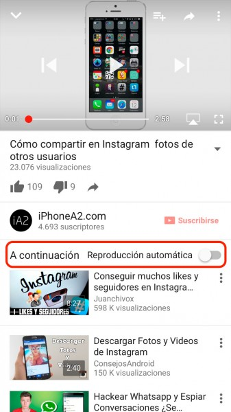 Desactivar-reproduccion-automatica-Youtube-iphone