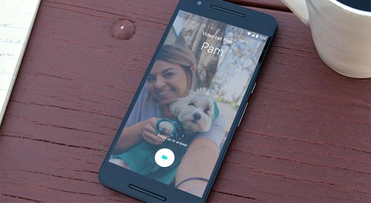Google lanza Duo, una aplicación de videollamadas que mejora FaceTime