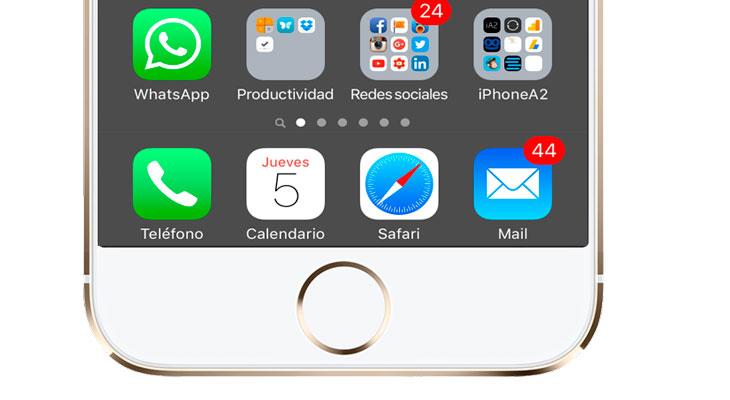 Cómo ocultar el Dock del iPhone sin Jailbreak
