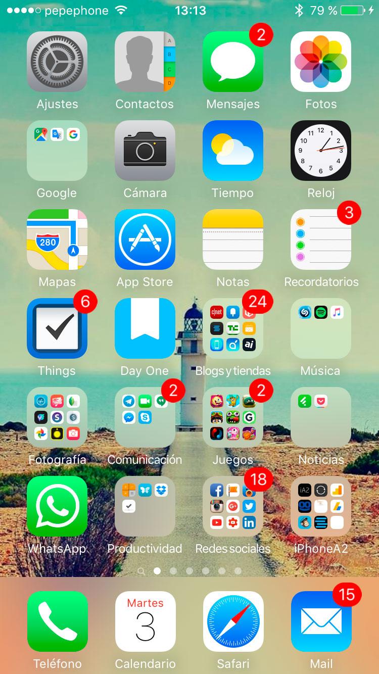 C mo crear fondos de pantalla personalizados para iphone for Fondo de pantalla 3d iphone x