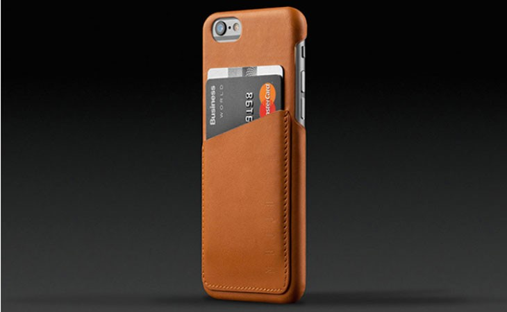 carcasa piel iphone 6s