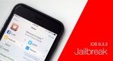 Ya hay Jailbreak para iOS 9.3.3, otra cosa es que lo lancen…