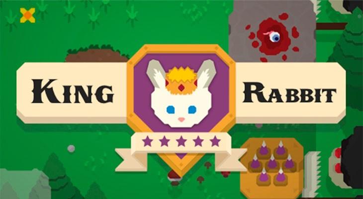 La aplicación gratis de la semana es King Rabbit