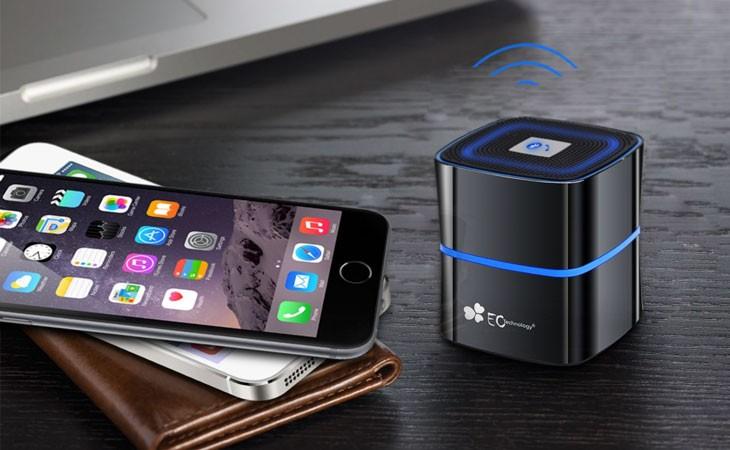 Mini altavoz Bluetooth de 5W para iPhone