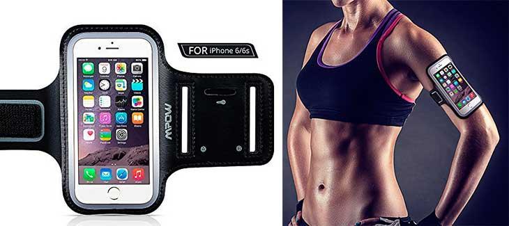 Brazalete deportivo para iPhone 6 y 6s | Mpow