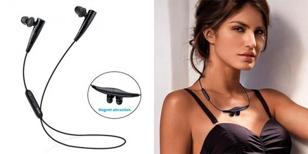 Auriculares Bluetooth baratos para iPhone - Mpow Magneto