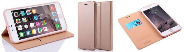 Funda-cartera para iPhone 6 y 6s - Nouske