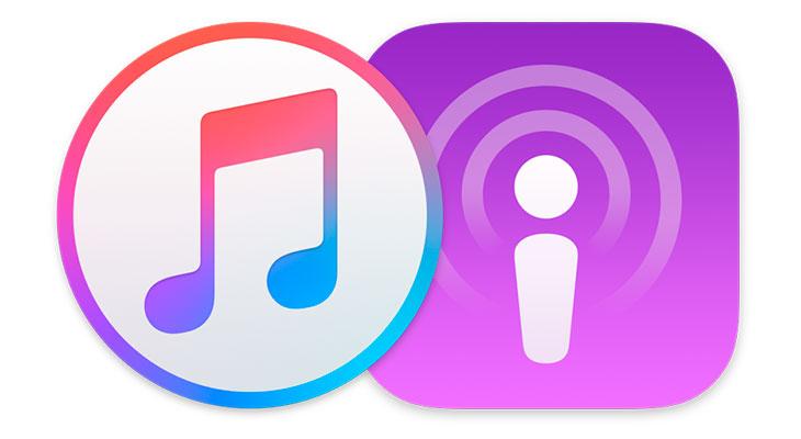 Los tres mejores gestores de Podcasts para iPhone