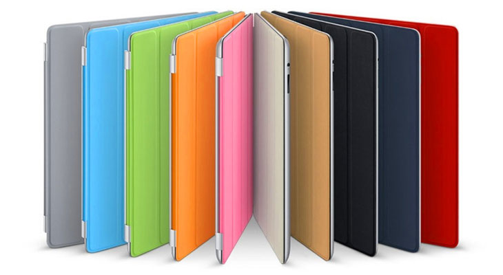 Apple patenta una Smart Cover para iPad con pantalla y tableta gráfica