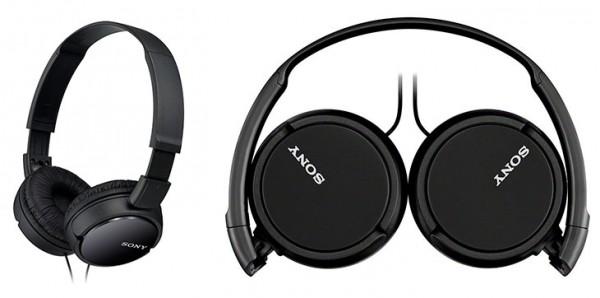 Auriculares baratos para iPhone, móviles y otros dispositivos - Sony MDR-ZX110