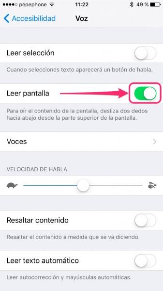 Trucos-iPhone-leer-pantalla