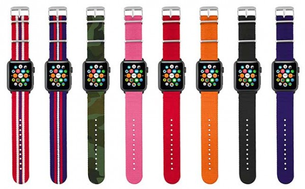 Correa de nylon para Apple Watch - Trust Urban