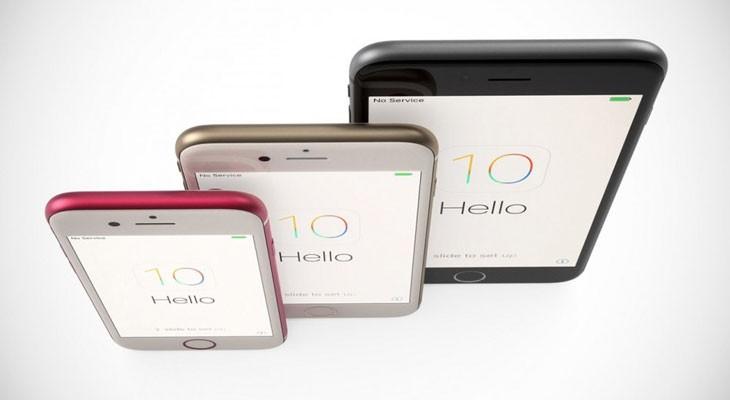 El iPhone 7 podría ser el primero en incluir 32 Gb de almacenamiento mínimo