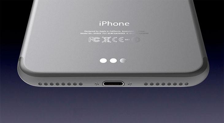 ¿Qué uso podría tener un Smart Connector en el iPhone 7?