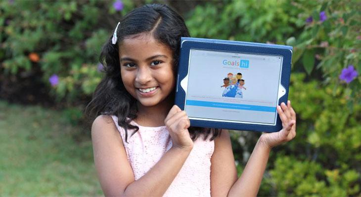 La asistente más joven a la WWDC es una niña de nueve años