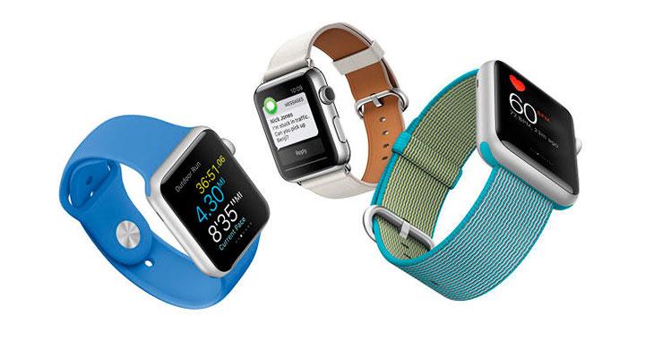 La tercera generación del Apple Watch podría tener pantallas micro-LED