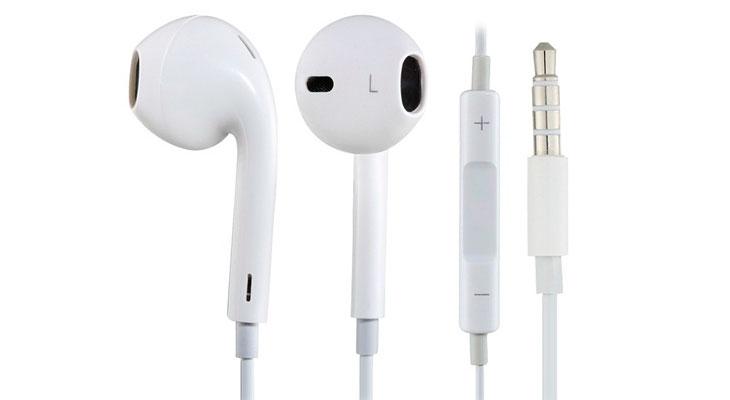 El iPhone 7 podría venir con unos auriculares tradicionales y un adaptador Lightning