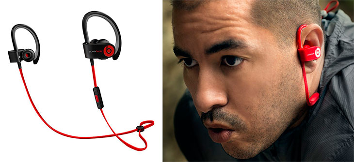 Auriculares Bluetooth de botón para iPhone - Beats PowerBeats 2