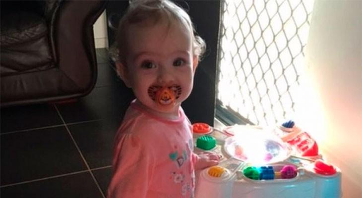Siri salva la vida a un bebé de un año