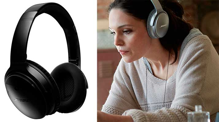 Auriculares Bluetooth premium para iPhone - Bose QuietComfort 35