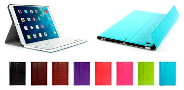 Funda-teclado barata para iPad Air 2 - CoastCloud