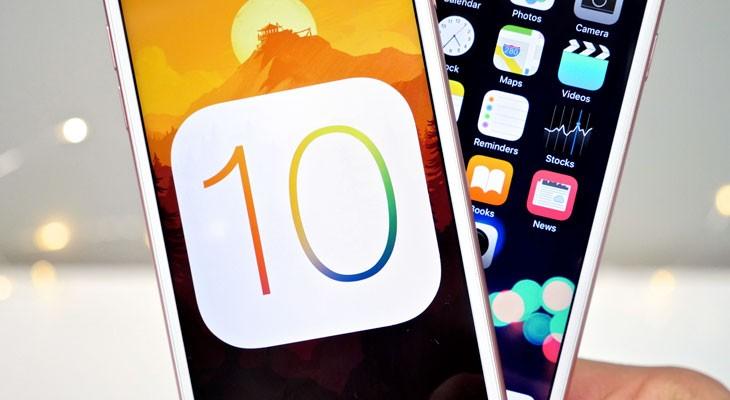 Estos son los dispositivos compatibles con iOS 10