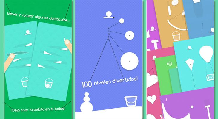 La aplicación gratis de la semana es Drop Flip