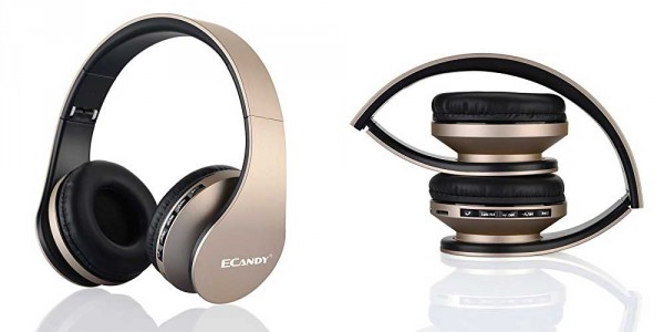 Auriculares Bluetooth de diadema para iPhone | Ecandy S580