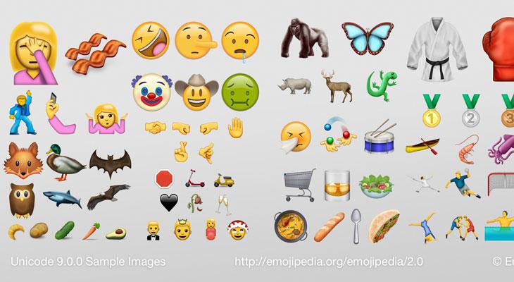 72 nuevos emojis están llegando, míralos en este vídeo