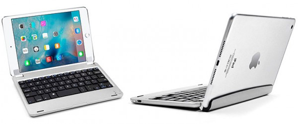Teclado clip-on para iPad mini 1, 2 y 3 - FGS
