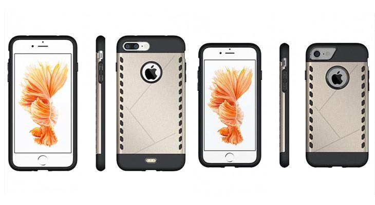 Nuevas fundas confirman el diseño del iPhone 7 y el iPhone 7 Plus
