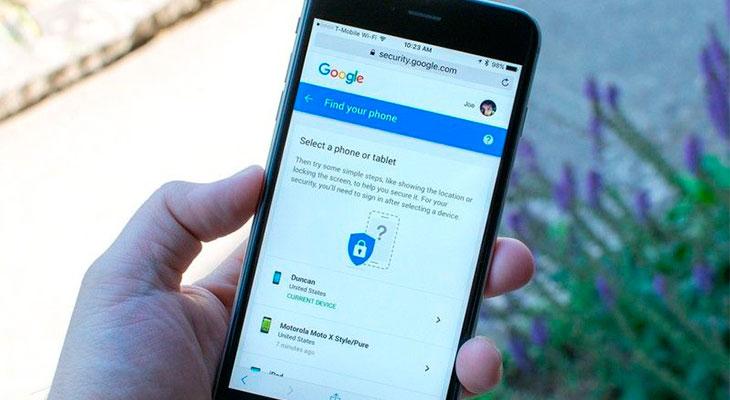 ¿Has perdido tu iPhone? Ahora Google puede ayudarte a encontrarlo