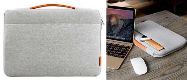 Maletín para el MacBook de 12 pulgadas - Inateck