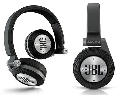 Auriculares inalámbricos con Bluetooth para iPhone, iPad, Mac y otros dispositivos - JBL E40 BT