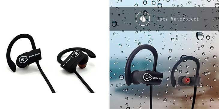 Auriculares Bluetooth con resistencia al agua - Joyful Heart JH-800