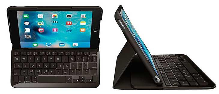 Teclado para iPad mini 4 de calidad premium - Logitech Focus