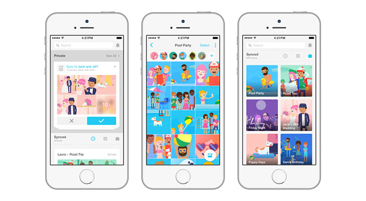 Facebook eliminará tus fotos sincronizadas… a menos que te descargues Moments