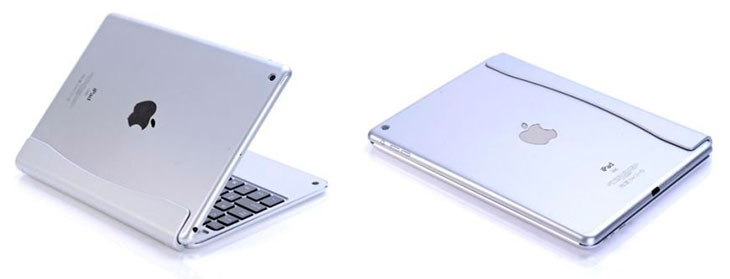 Teclado clip-on para iPad Pro 9.7 - Mondpalast