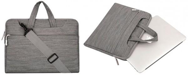 """Maletín tipo Bandolera para MacBook Air 13"""" y 11"""" - Mosiso"""