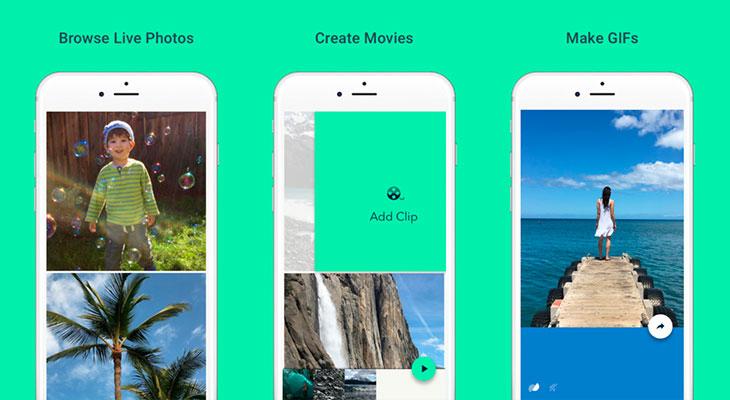 Mira lo que hace esta nueva aplicación de Google con las Live Photos, Impresionante…