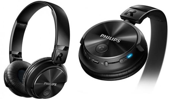 Auriculares Bluetooth de diadema para iPhone, iPad, Mac y otros dispositivos - Philips SHB3060