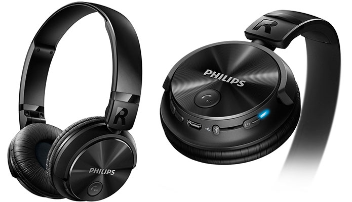 Auriculares Bluetooth de diadema para iPhone, iPad, Mac y otros dispositivos - Philips SHB3060