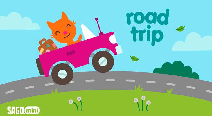 La aplicación gratis de la semana es Sago Mini Road Trip