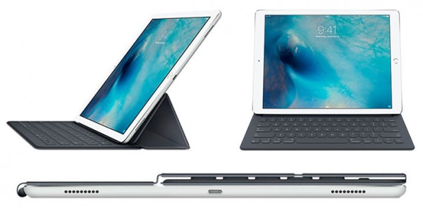 Teclado oficial de Apple para iPad Pro 9.7 y 12.9 - Smart Keyboard