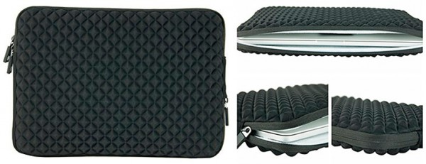 Funda antichoque ultrarresistente para MacBook Pro 13 y 15 pulgadas - SunSmart