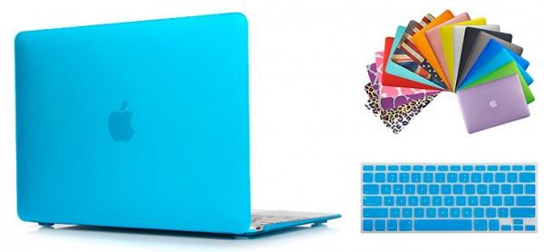 Carcasa dura para MacBook de 12 Pulgadas - TECOOL