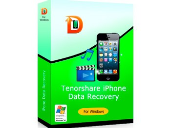 Recuperador de datos perdidos iPhone