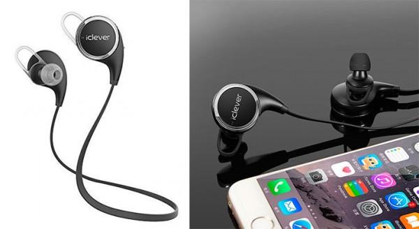 Auriculares Bluetooth para iPhone con buena relación calidad-precio - iClever